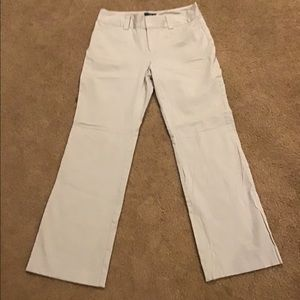 WOMANS GAP PANTS SZ 10R